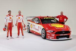 Anton De Pasquale, Will Davison and Dick Johnson, Dick Johnson Racing