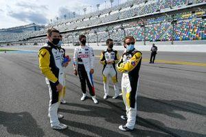 #3 Corvette Racing Corvette C8.R, GTLM: Ники Катсбург, Джордан Тейлор, Антонио Гарсия, #24: BMW Team RLL BMW M8 GTE, GTLM: Джон Эдвардс
