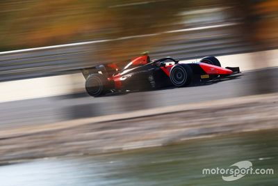 Formel-2-Test in Sachir