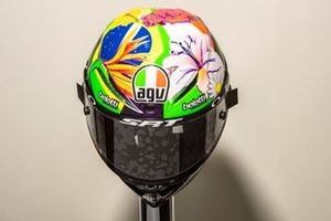 Franco Morbidelli, Petronas Yamaha SRT, helm