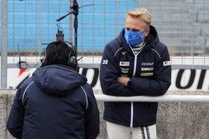 Heikki Kovalainen, #39 DENSO KOBELCO SARD GR Supra