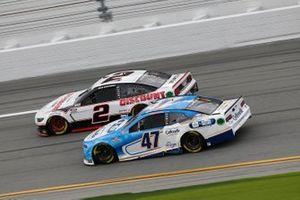 Brad Keselowski, Team Penske, Ford Mustang Discount Tire, Ricky Stenhouse Jr., JTG Daugherty Racing, Chevrolet Camaro Cottonelle