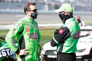 Kyle Busch, Joe Gibbs Racing, mit Ben Beshore