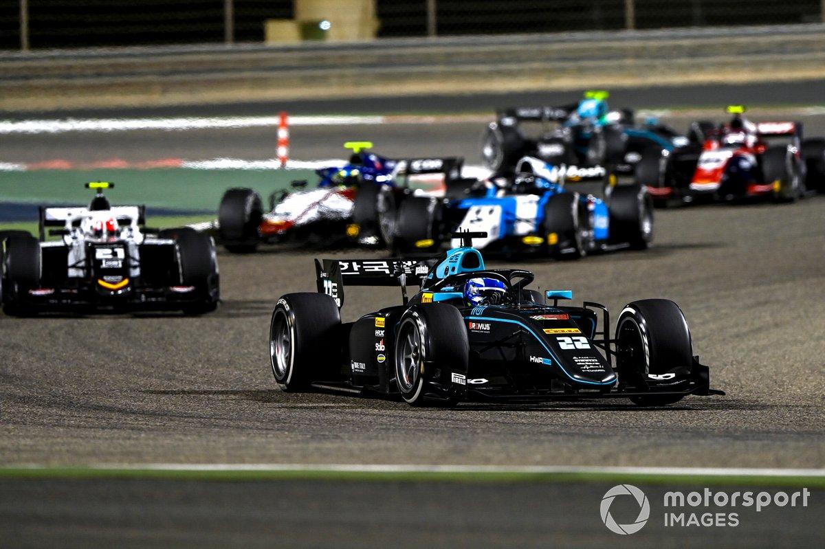 Matteo Nannini, HWA Racelab, Ralph Boschung, Campos Racing, Richard Verschoor, MP Motorsport