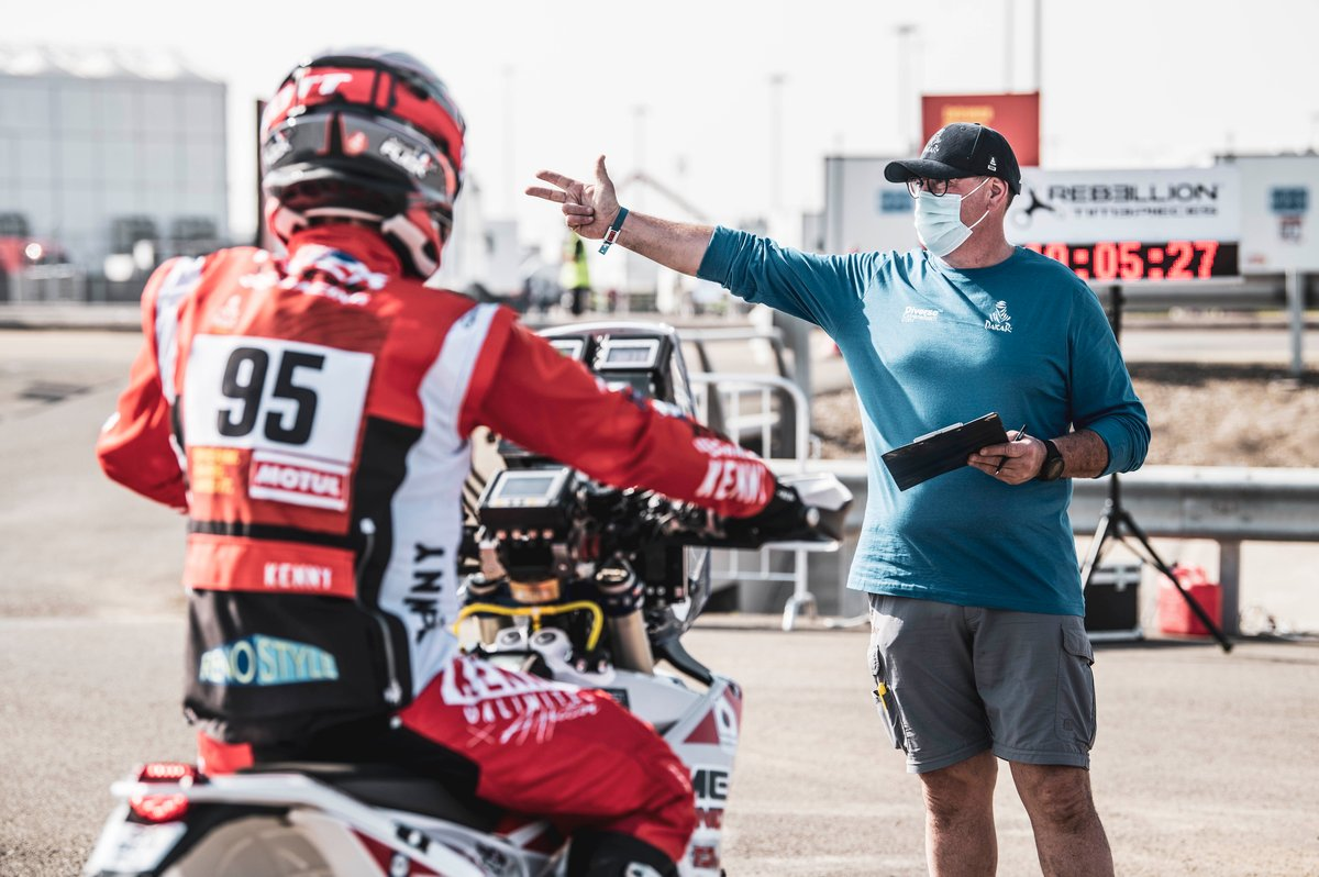 #95 Xtrem Racing Husqvarna: Xavier Flick
