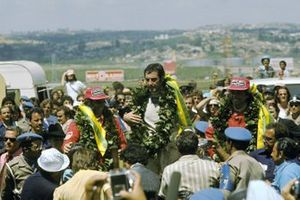 Podium: 1. Carlos Pace, 2. Emerson Fittipaldi, 3. Jochen Mass