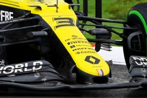 Renault F1 Team R.S.20 nose detail