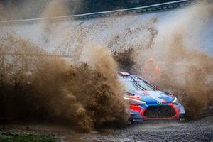 Оле-Кристиан Вейбю, Йонас Андерссон, Hyundai Motorsport Hyundai i20 Coupe WRC