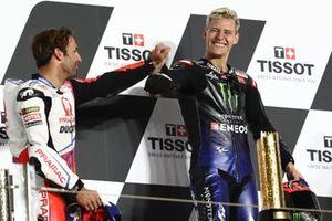 Johann Zarco, Pramac Racing Fabio Quartararo, Yamaha Factory Racing