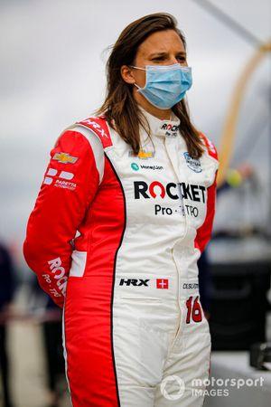 Simona DeSilvestro, Paretta Autosport Chevrolet