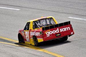 Zane Smith, GMS Racing, Chevrolet SilveradoZane Smith, GMS Racing, Chevrolet Silverado