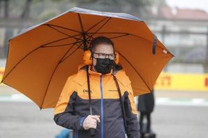 Ingeniero de McLaren