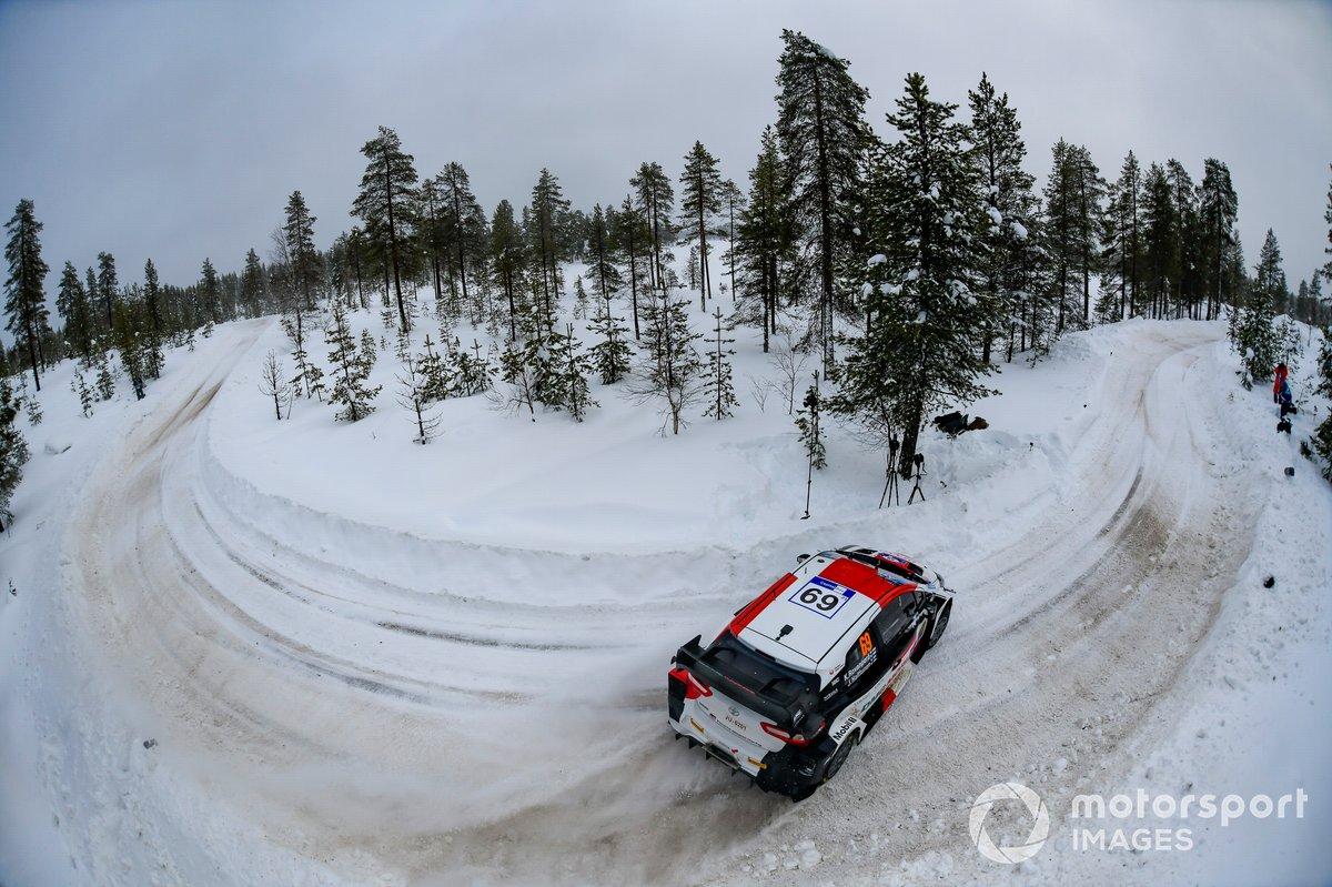 Kalle Rovanperä, Jonne Halttunen, Toyota Gazoo Racing WRT Toyota Yaris WRC