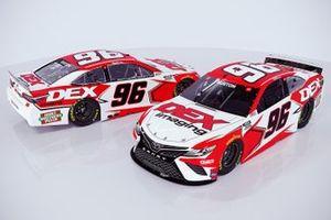 Harrison Burton, Gaunt Brothers Racing Toyota Camry
