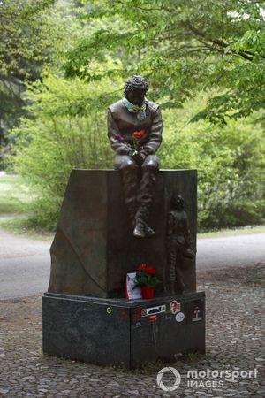 Le mémorial Ayrton Senna à Imola
