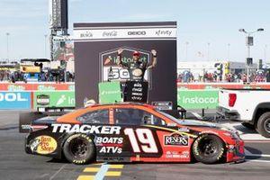Yarış galibi Martin Truex Jr., Joe Gibbs Racing, Toyota Camry