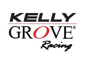 Kelly Grove Racing logo