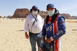 Chip Ganassi, propriétaire et PDG de Chip Ganassi Racing Teams, Kyle Leduc, Chip Ganassi Racing