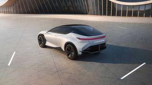 Concept Lexus LF-Z