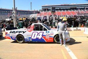 Chase Briscoe, Roper Racing, Ford F-150 TexaCon Cut Stone/Huffy