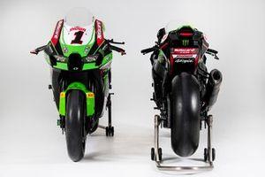 Machine van Jonathan Rea, Kawasaki Racing Team WorldSBK