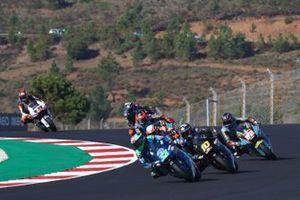Moto2-Action in Portimao