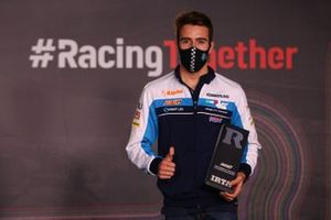 Rookie of the Year Jeremy Alcoba, Gresini Racing