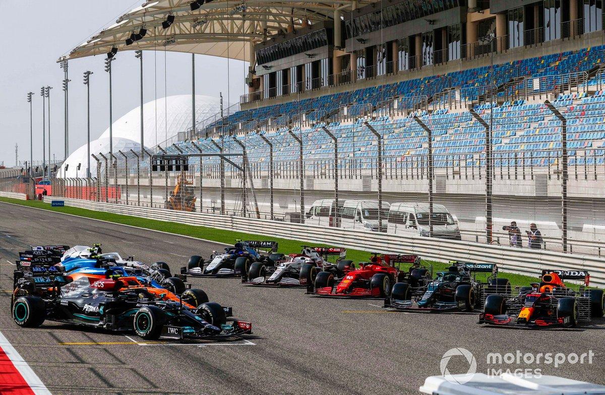 Die Formel-1-Autos 2021