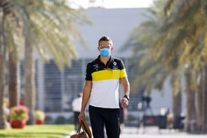 Marcin Budkowski, Renault F1 Team.
