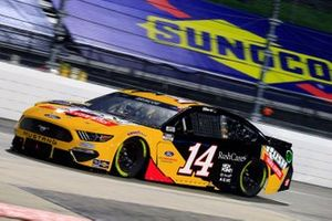 Chase Briscoe, Stewart-Haas Racing, Ford Mustang Rush Truck Centers