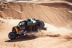 #404 Monster Energy Can-Am: Reinaldo Varela, Maykel Justo