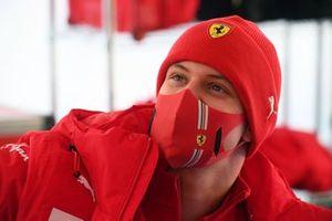 Mick Schumacher, Ferrari