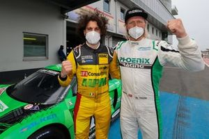 #11 Phoenix Racing: Michele Beretta, Nicki Thiim