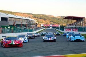 All GTE cars