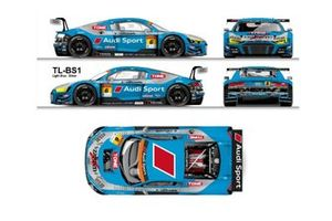 #6 Team LeMans Audi R8 LMS/Team LeMans with MOTOYAMA Racing