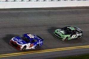 Derrike Cope, Rick Ware Racing, Chevrolet Camaro Joey Gase, Rick Ware Racing, Ford Mustang