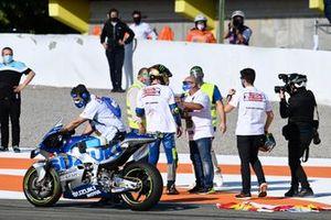 Joan Mir, Team Suzuki MotoGP becomes World champion