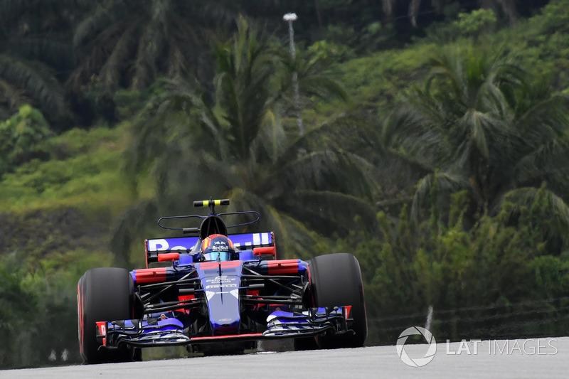 14. Carlos Sainz Jr., Scuderia Toro Rosso STR12
