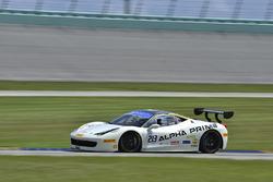 #213 Ferrari of Ft. Lauderdale Ferrari 458 Challenge: Caesar Bacarella