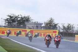 Davide Giugliano, Honda World Superbike Team, Marco Melandri, Ducati Team