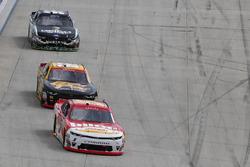 Michael Annett, JR Motorsports Chevrolet, Brendan Gaughan, Richard Childress Racing Chevrolet, Casey