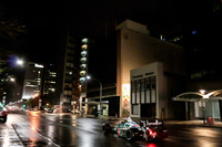 Benetton B186 на вулицях Аделаїди