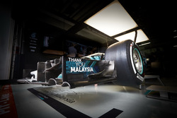 A message to Malaysia for years of racing from the Mercedes team