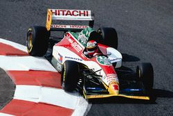 Johnny Herbert, Lotus 107B