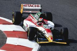 Johnny Herbert, Lotus 107B Mugen Honda