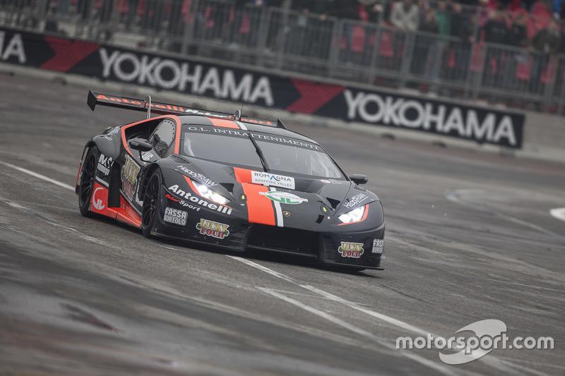 Thomas Biagi, Lamborghini Huracan ST, Antonelli Motorsport