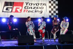 Toyota Gazoo Racing Womon トークショー