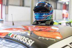 Helm von Luciano Linossi, Dinamic Motorsport
