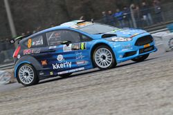 Tobia Cavallini, Andrea Rossetto, Ford Fiesta