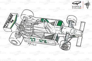 Williams FW07 1979 года